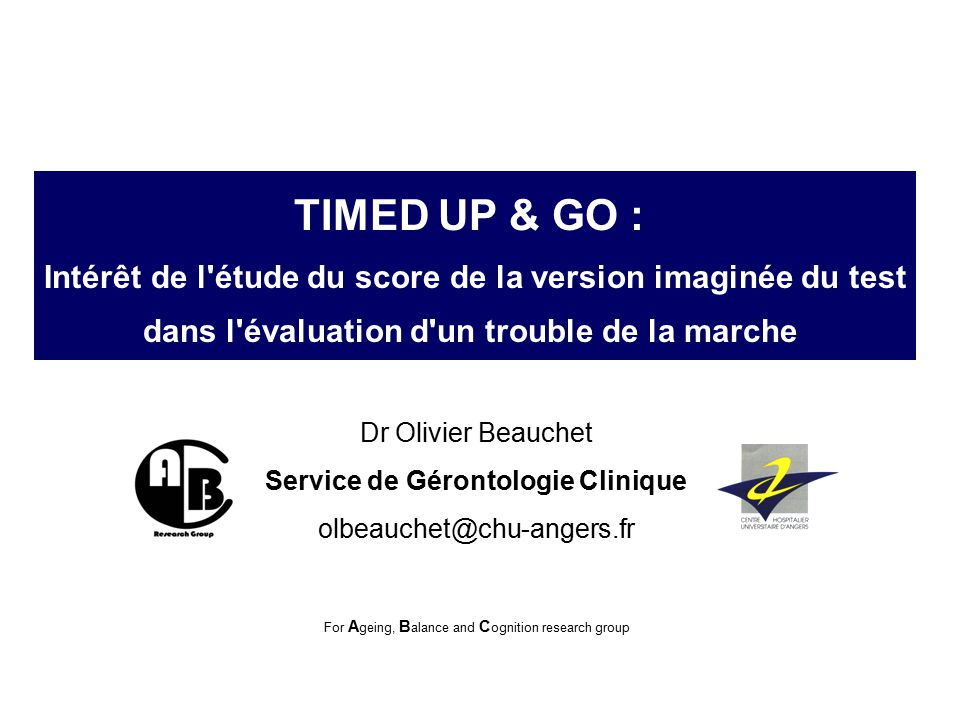 timed up and go test pdf