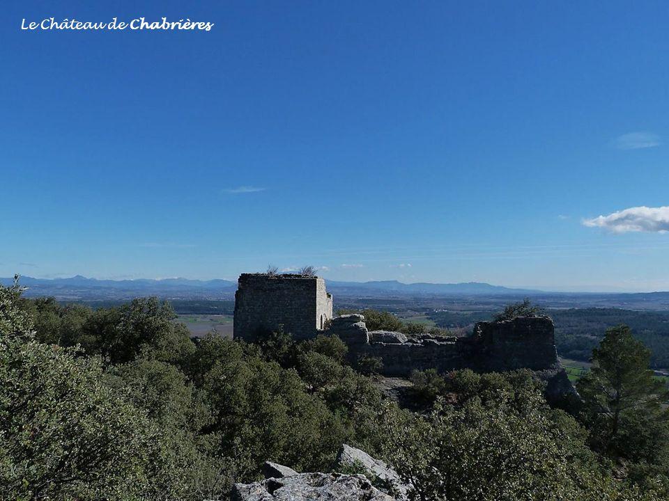 Le Château de Chabrières
