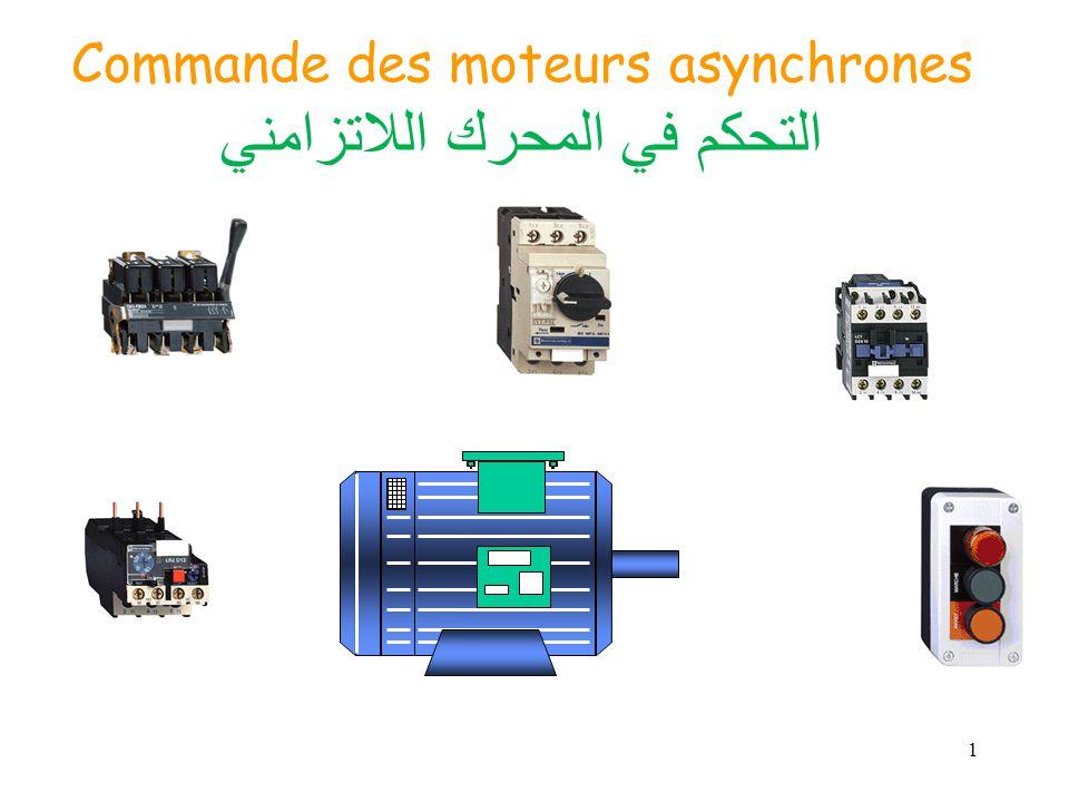 Commande des moteurs asynchrones التحكم في المحرك اللاتزامني