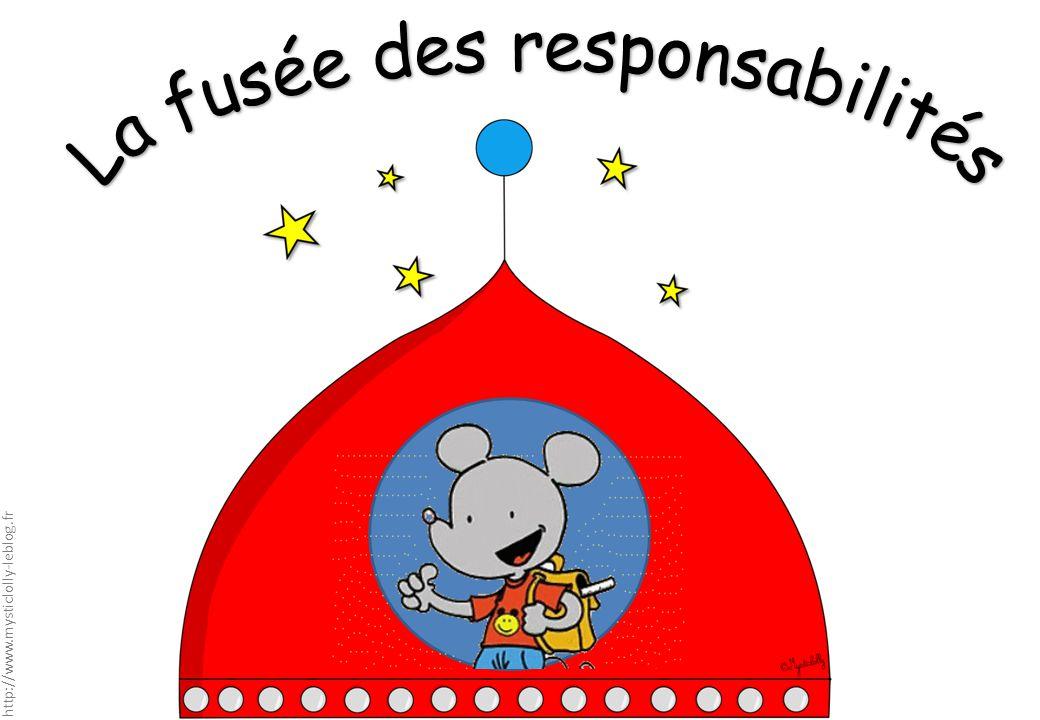 La fusée des responsabilités