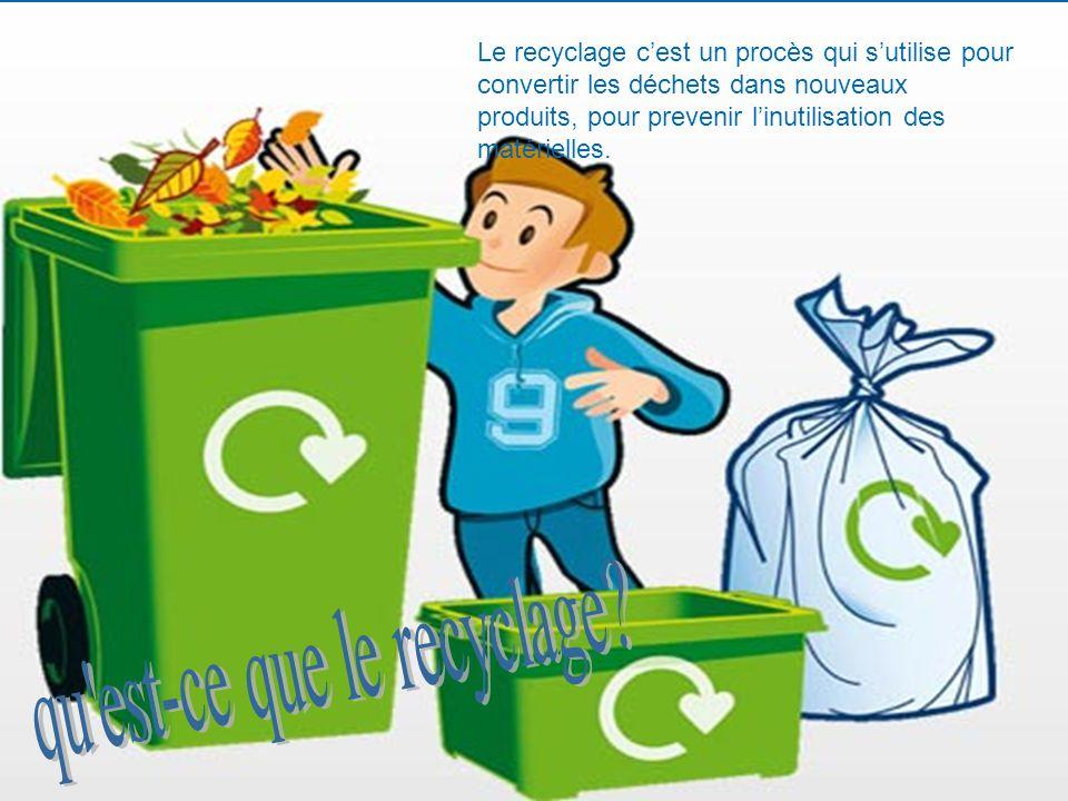 Le recyclage ppt video online t l charger - Qu est ce que le wasabi ...
