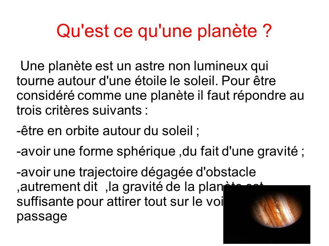 Bien connu Le système solaire Sommaire : Définition de système solaire - ppt  HX63