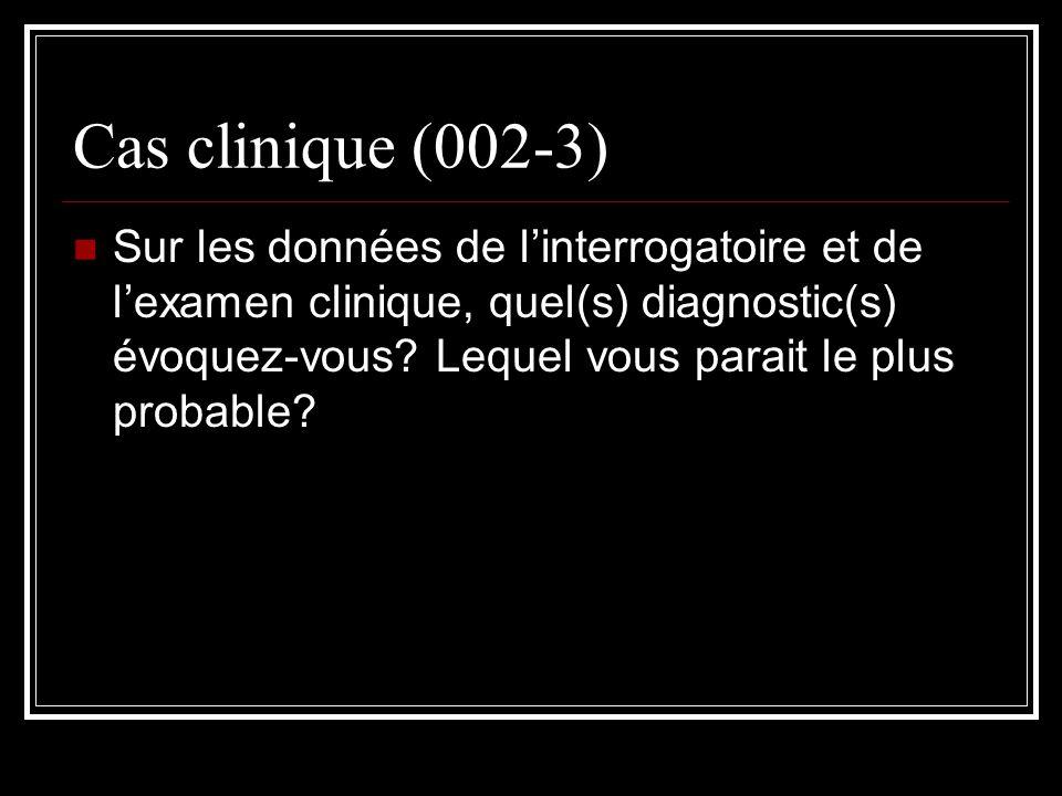Cas clinique (002-3)