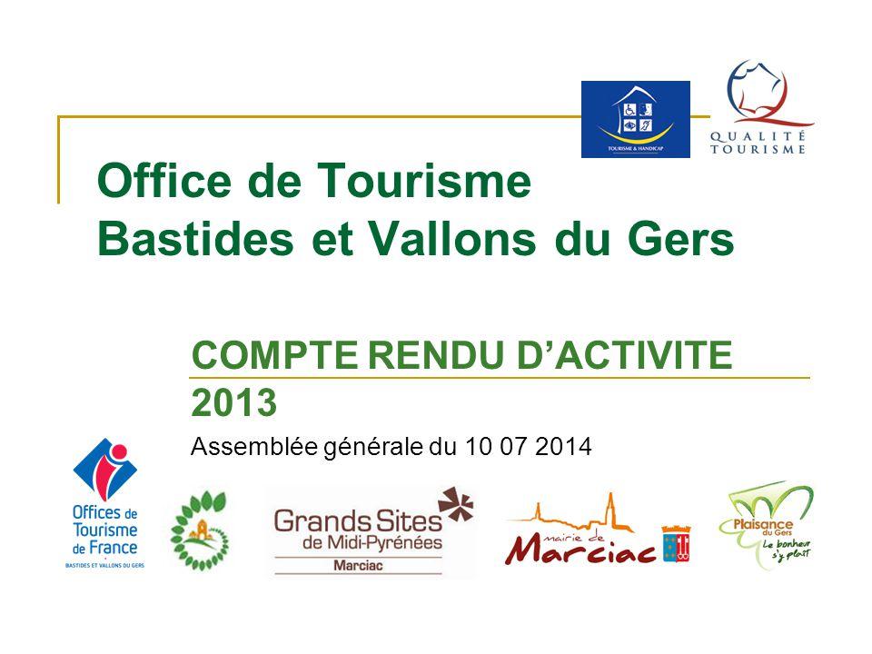 Office de Tourisme Bastides et Vallons du Gers