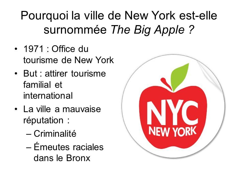 D o vient l expression fac que ppt video online t l charger - Office de tourisme de new york ...