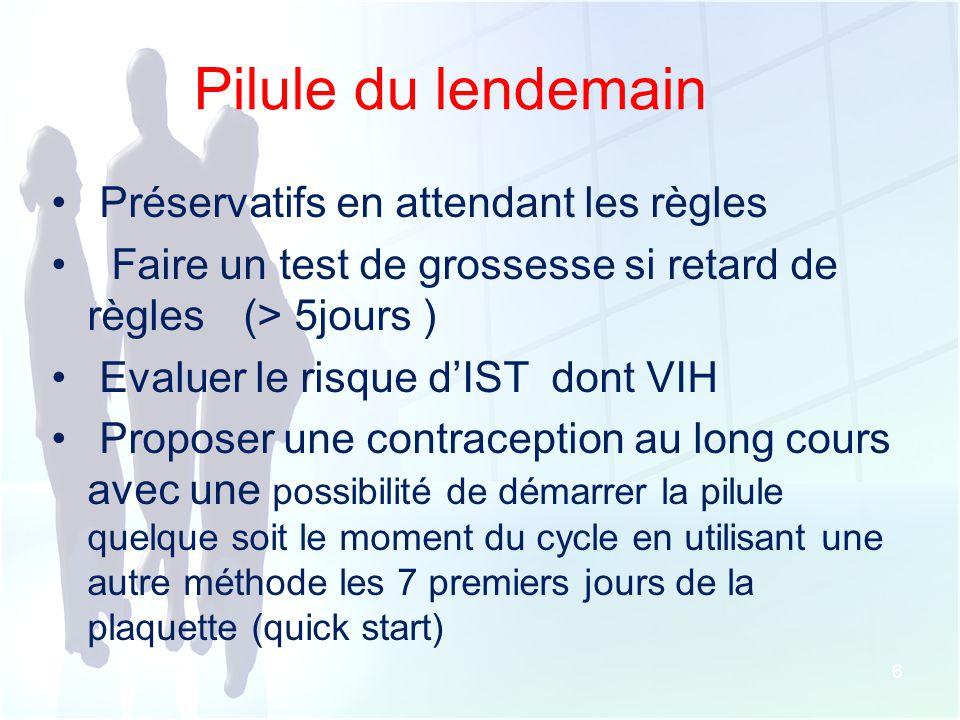 La contraception d'urgence - ppt video online télécharger