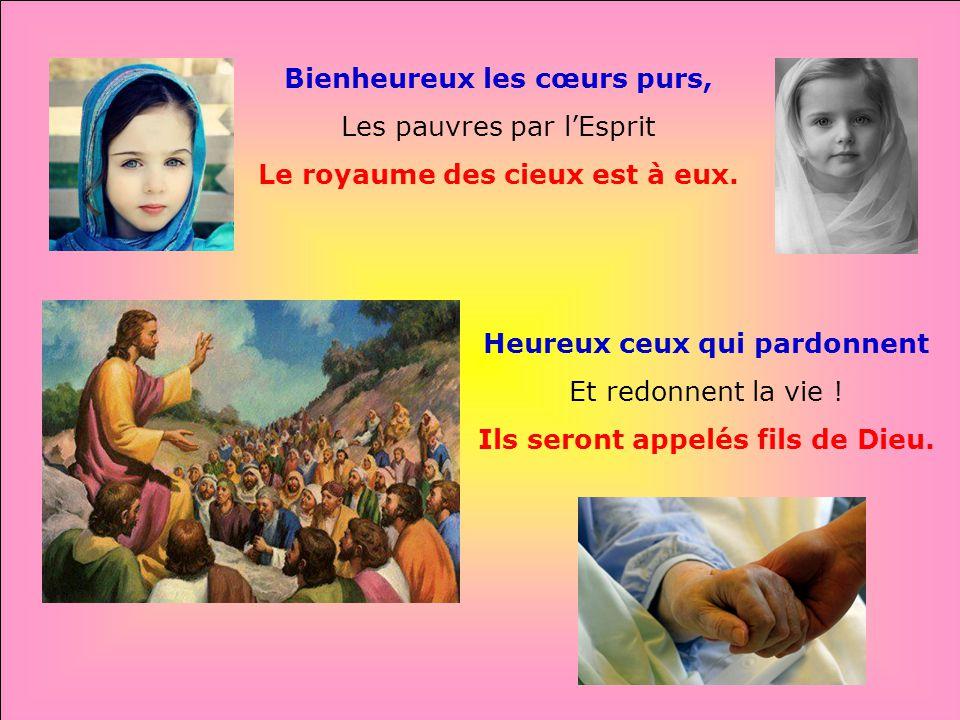 Bienheureux les cœurs purs, Les pauvres par l'Esprit
