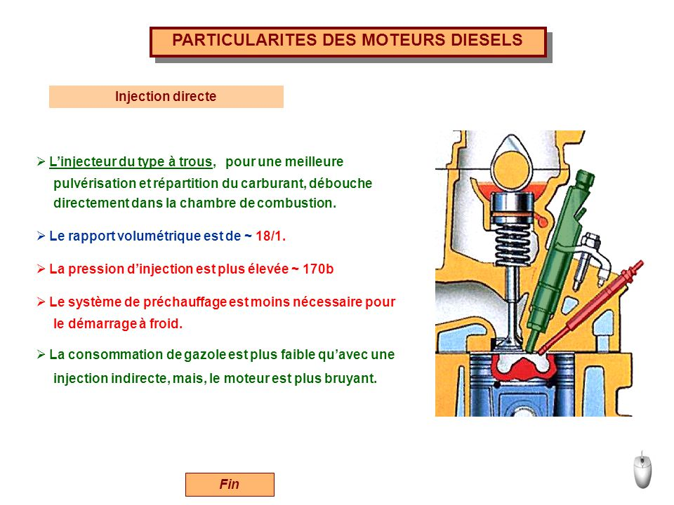 Constitution ppt video online t l charger for Chambre de combustion moteur