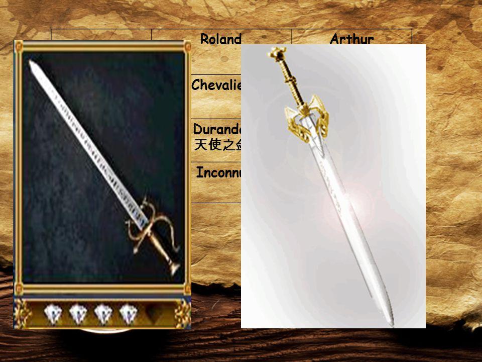 chevalier et leur epee