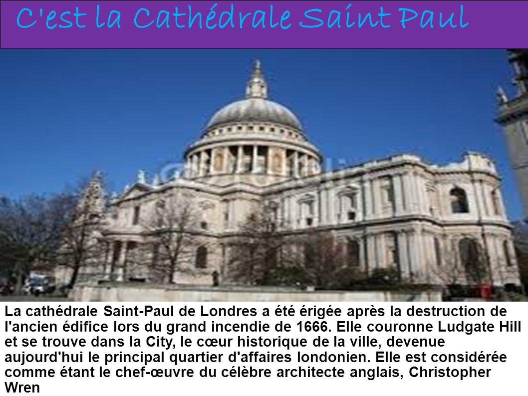 Londres ppt video online t l charger - Piscine dans petit jardin de ville saint paul ...