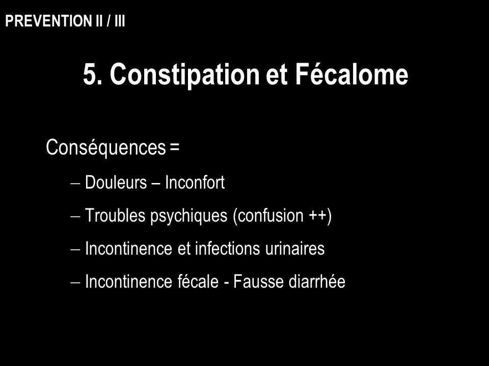 SYNDROME D'IMMOBILISATION CHRONIQUE (SIC) EN GERIATRIE