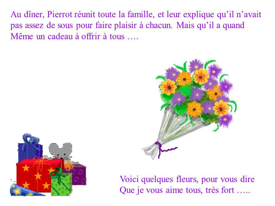 La famille trotte menu ppt t l charger - Mot de la meme famille que fleur ...