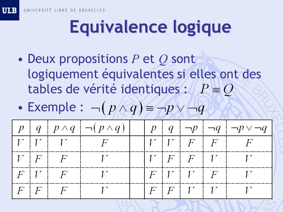 Math matique bertrand mareschal ppt t l charger - Table de verite multiplexeur 2 vers 1 ...