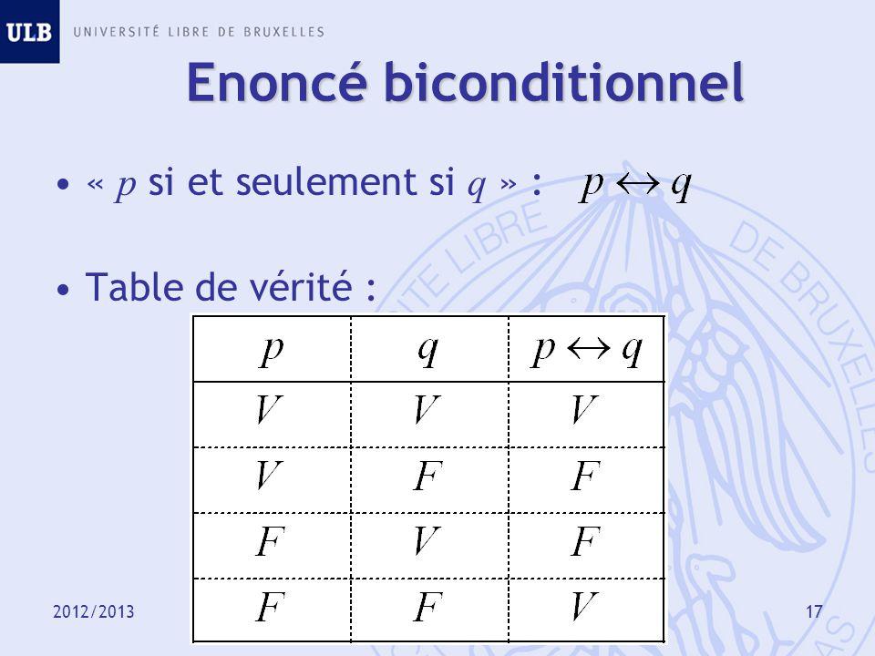 Math matique bertrand mareschal ppt t l charger - Table de verite multiplexeur 2 vers 1 ...