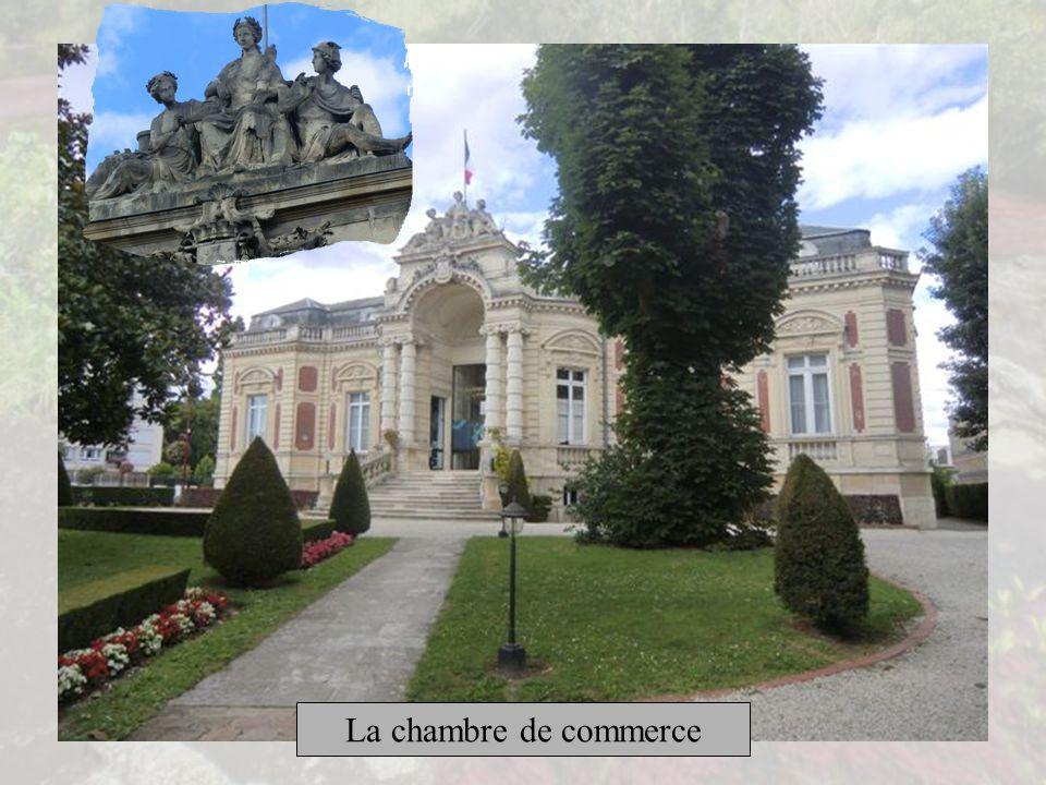 Elbeuf 39 39 la cit drapi re 39 39 ppt video online t l charger - Chambre de commerce italienne en france ...