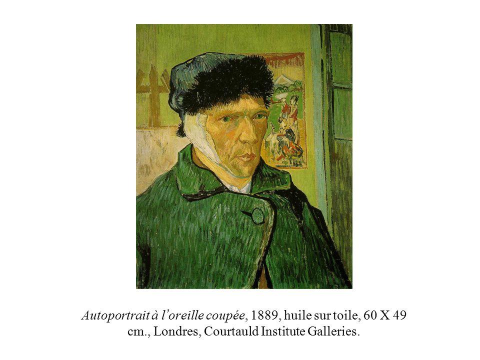 Vincent van gogh mangeurs de pommes de terre les 1885 huile sur toile 81 5 x 114 5 cm - Van gogh autoportrait oreille coupee ...