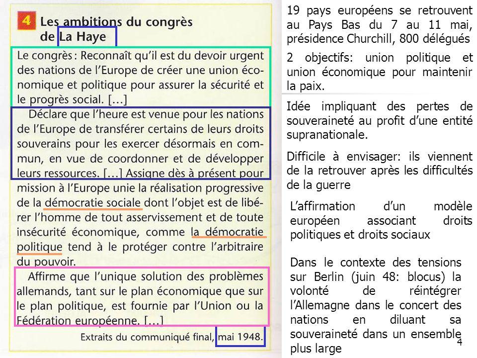 L europe de l ouest en construction jusqu la fin des - Se remettre ensemble apres une rupture difficile ...