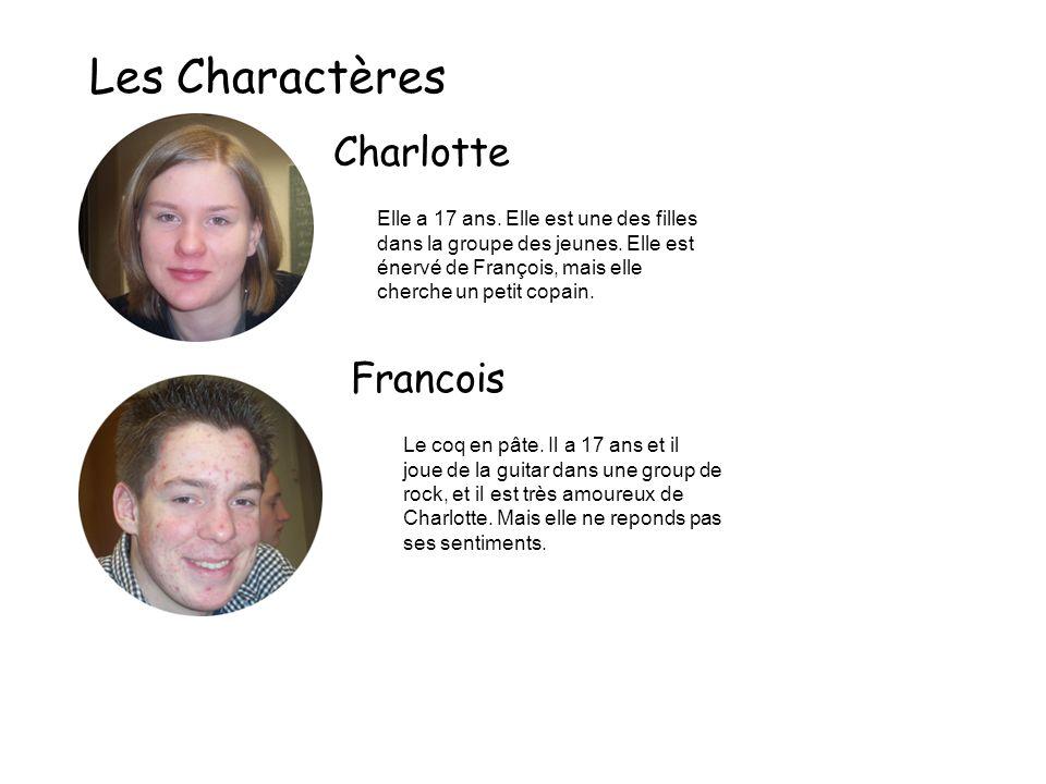Les Charactères Charlotte Francois
