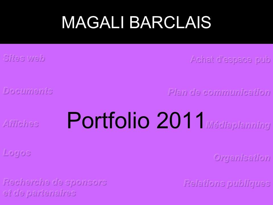 portfolio 2011 magali barclais achat d espace pub sites web ppt t l charger. Black Bedroom Furniture Sets. Home Design Ideas