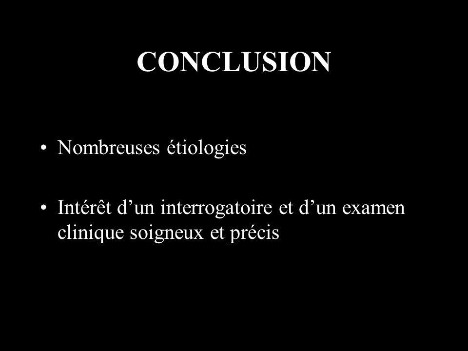 semiologie ophtalmologique
