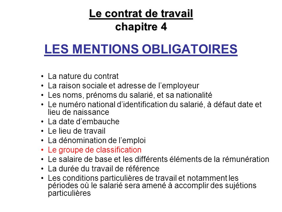 mentions obligatoires dans un contrat de travail Mentions Légales Contrat De Travail | sprookjesgrot mentions obligatoires dans un contrat de travail