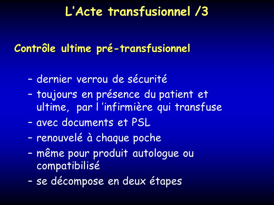 l acte transfusionnel ppt video online t l charger. Black Bedroom Furniture Sets. Home Design Ideas