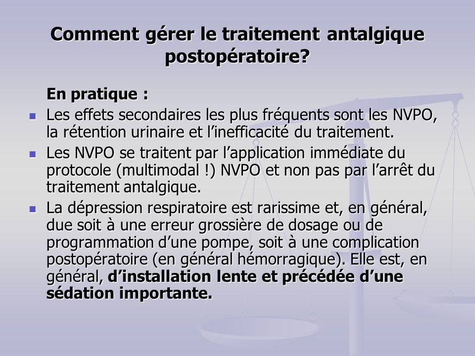 Comment g rer le traitement antalgique postop ratoire ppt t l charger - Comment se passe l installation de la fibre ...