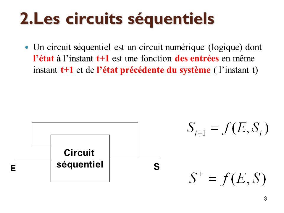 Chapitre 5 les circuits s quentiels ppt video online for Les circuit logique