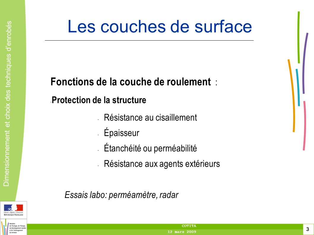 toitototototoot les couches de surface cotita 12 mars ppt t l charger. Black Bedroom Furniture Sets. Home Design Ideas