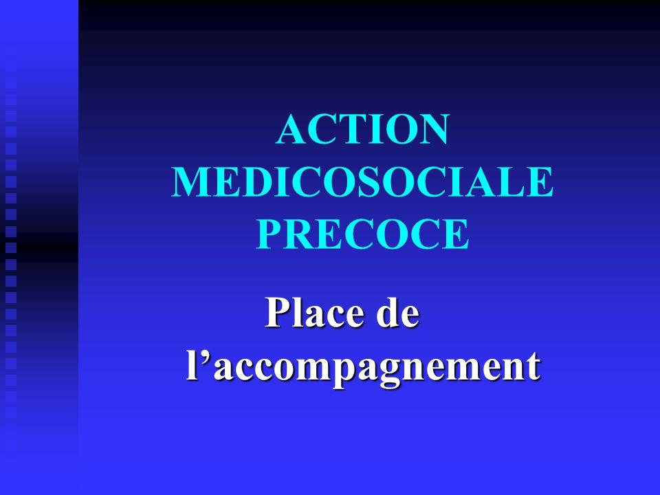 ACTION MEDICOSOCIALE PRECOCE