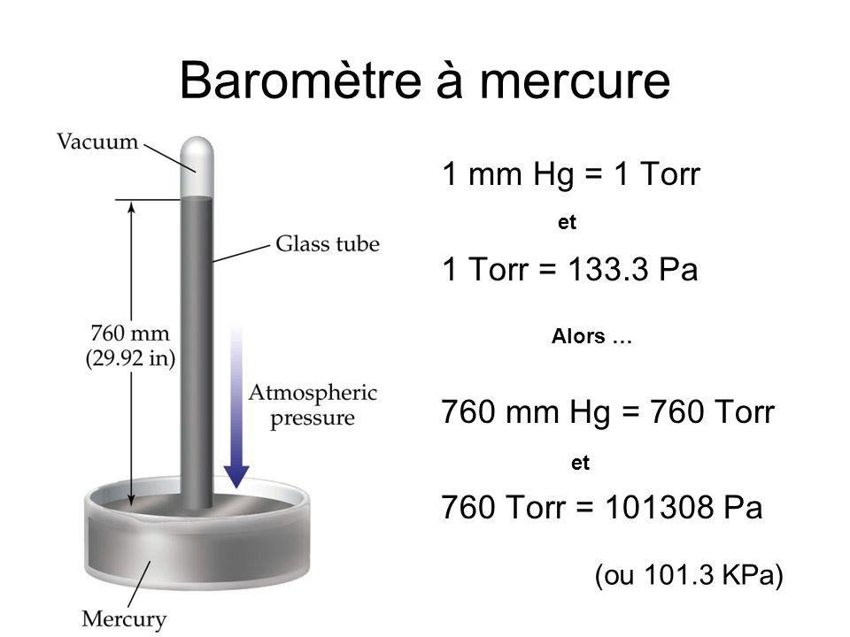 La pression atmosphérique - ppt video online télécharger