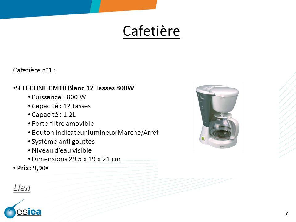 Alarme et actionneur programm s de cafeti re lectrique - Cirque electrique porte des lilas programme ...