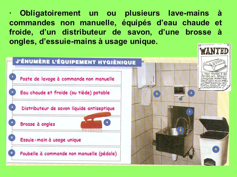 1 conception et organisation des locaux ppt video online t l charger - Reglementation cuisine collective ...