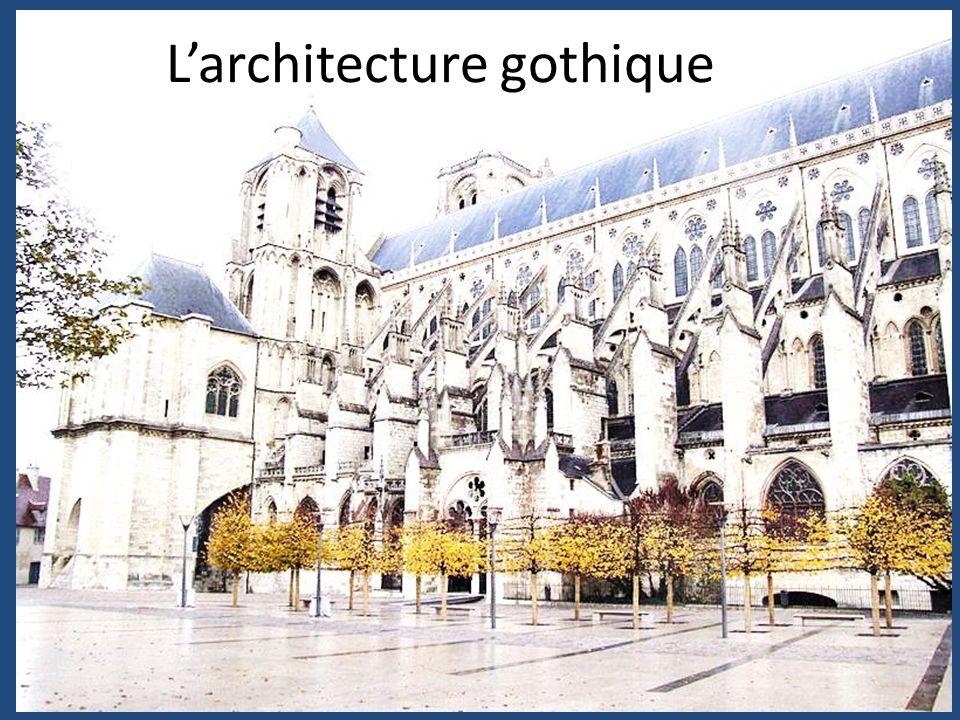L architecture gothique ppt video online t l charger for L architecture gothique