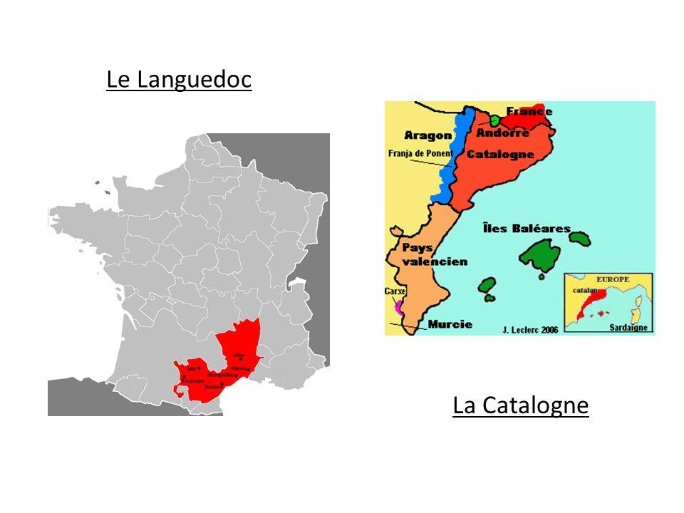 Le Languedoc La Catalogne