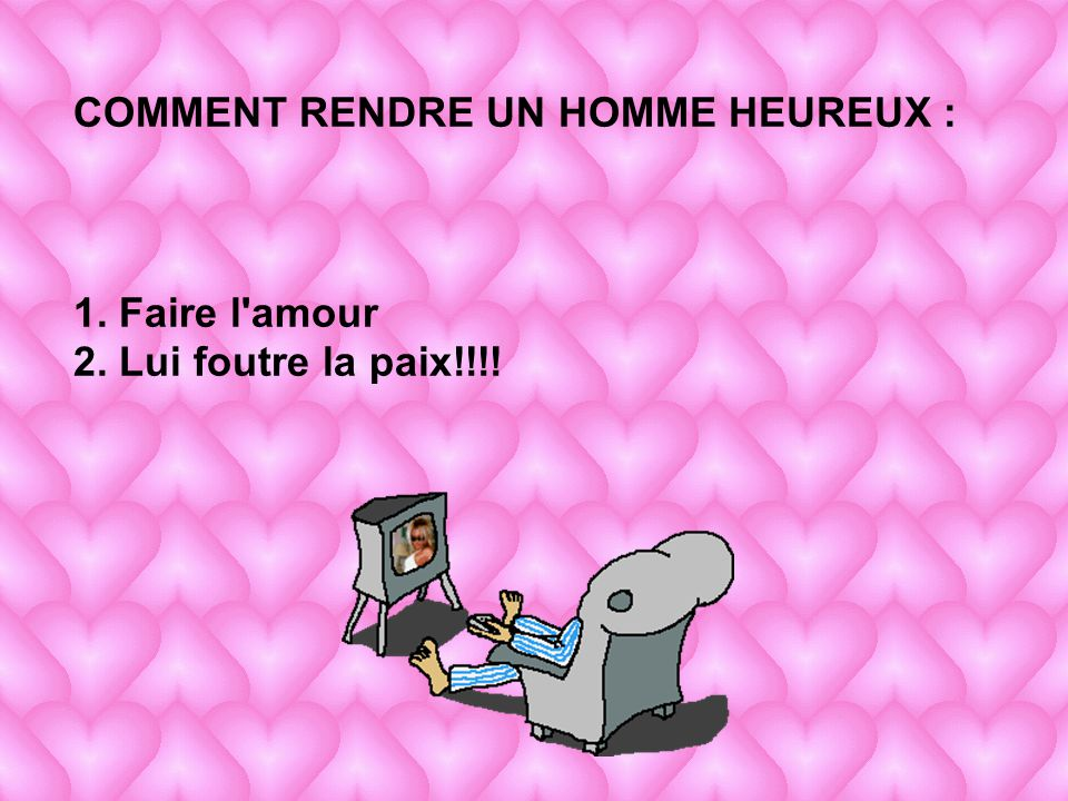 D connade ppt video online t l charger - Comment faire l amour a un homme au lit ...