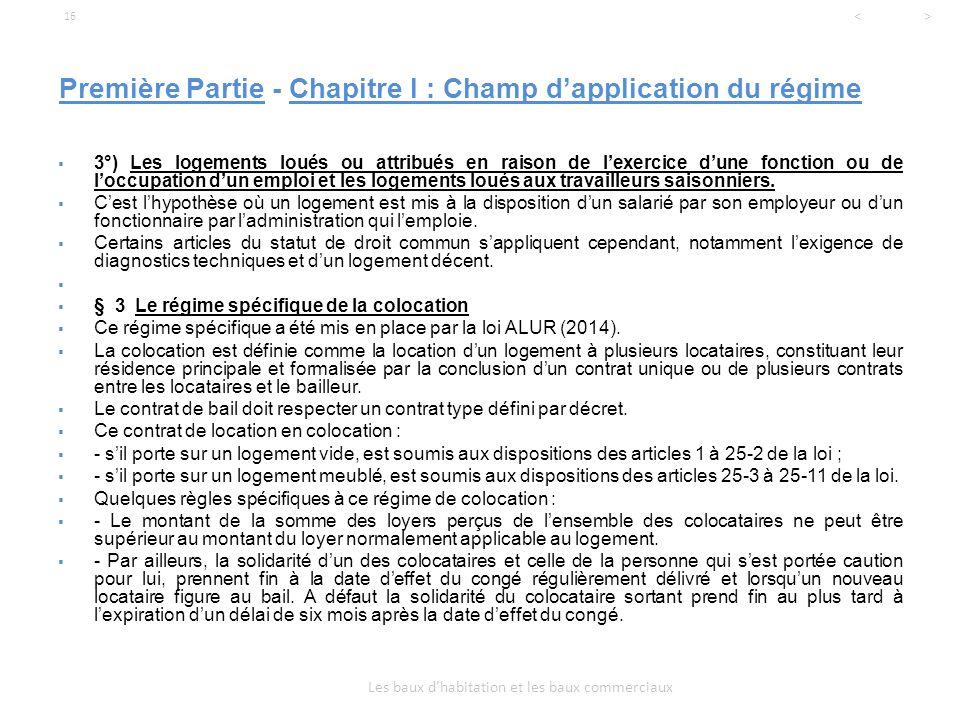 Licence professionnelle droit de l 39 immobilier ppt - Qui peut se porter garant pour une location d appartement ...