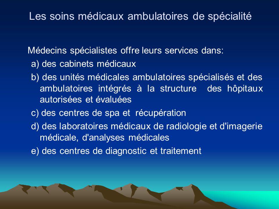 Le syst me de sant en roumanie soins m dicaux ambulatoires ppt video online t l charger - Cabinet analyse medicale ...