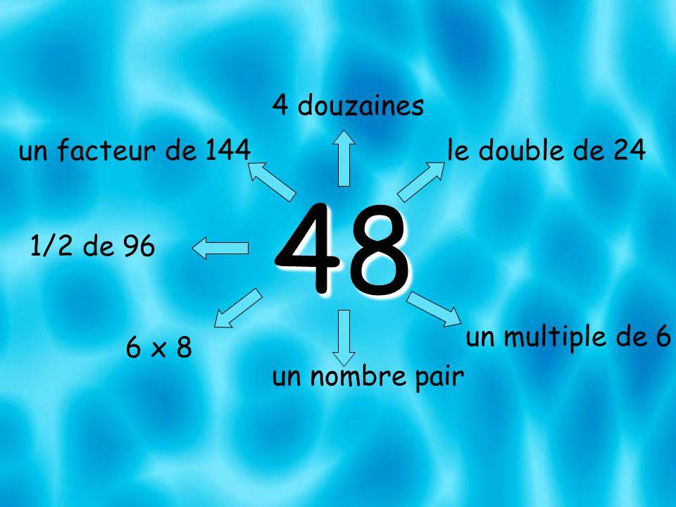 1 2 les facteurs et les multiples ppt t l charger for Les multiples de 6