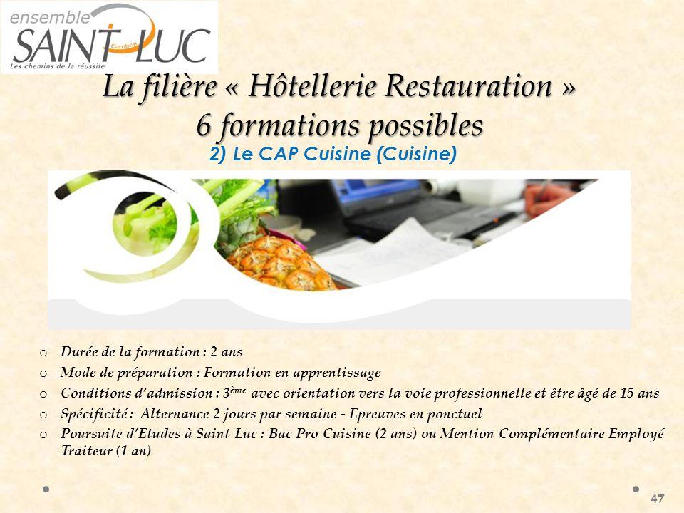 Ensemble saint luc cambrai forum post 3 me ppt t l charger - Bac pro cuisine en alternance ...