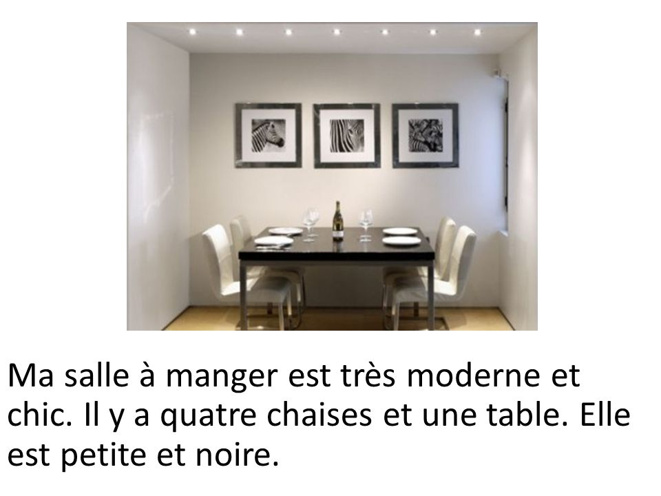 Ma maison id ale childs mackenzie ppt video online for Ma petite salle a manger 974