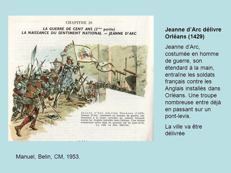 Jeanne d'Arc délivre Orléans (1429)