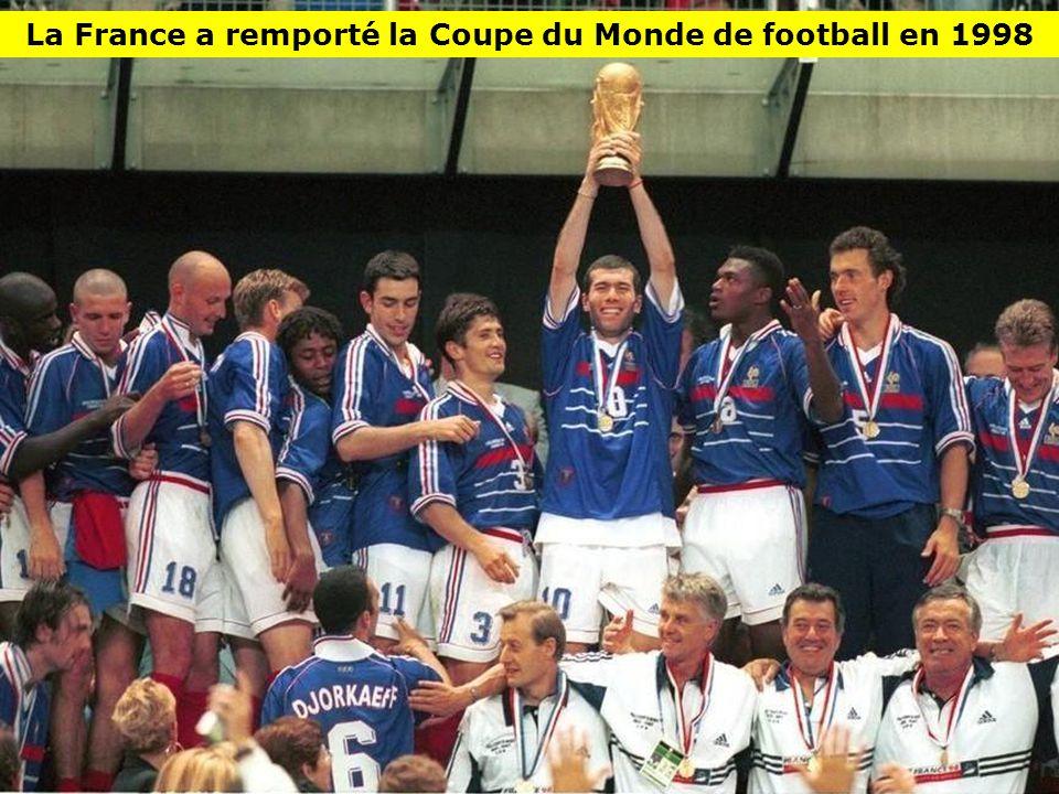 La france cliquez pour avancer conna tre l hexagone ppt t l charger - Coupe du monde de football 2006 ...