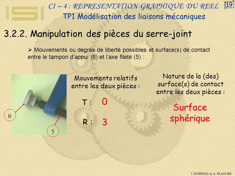 3.2.2. Manipulation des pièces du serre-joint