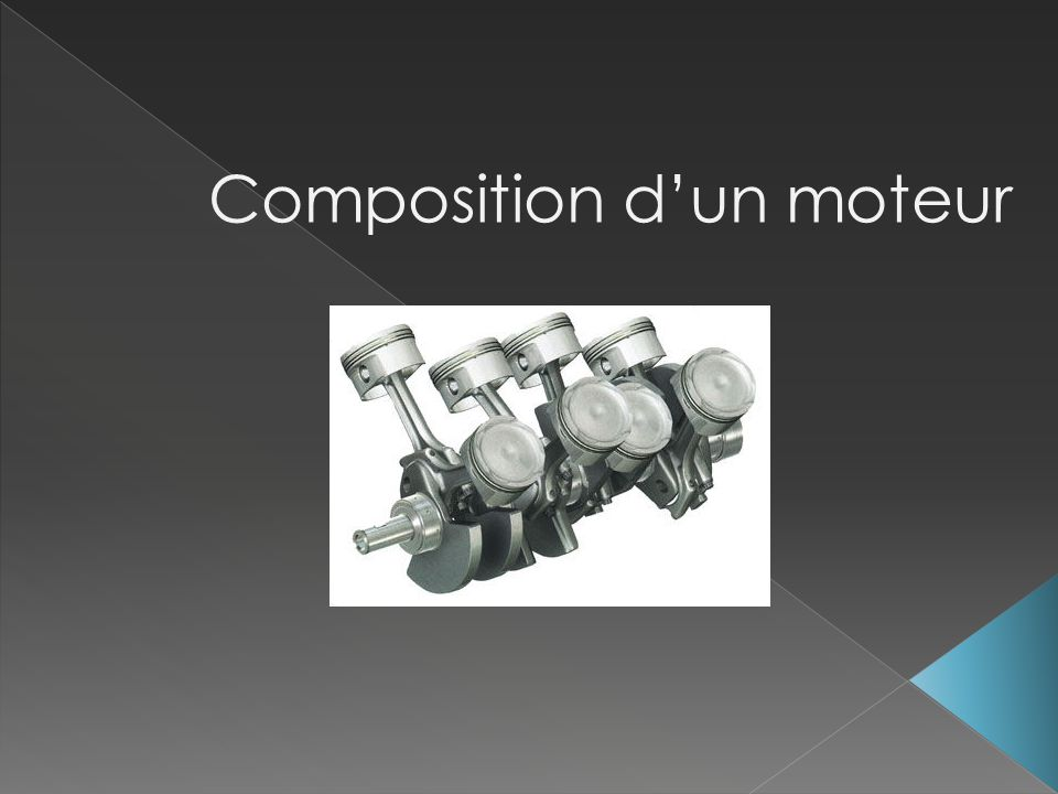 composition d un moteur ppt video online t l charger