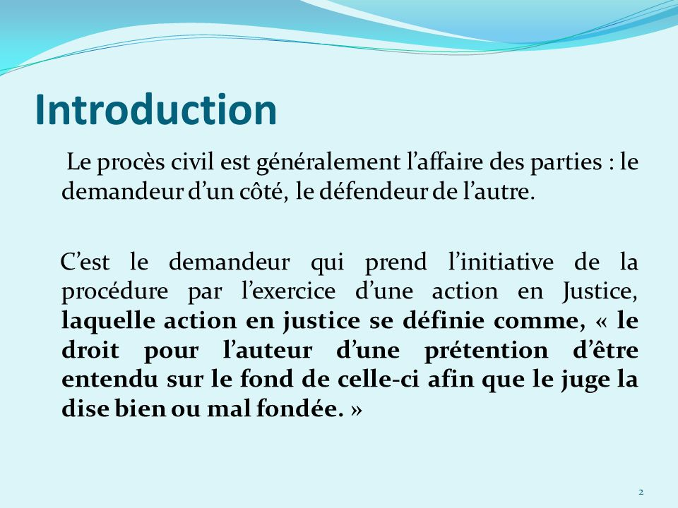 parties civiles définition