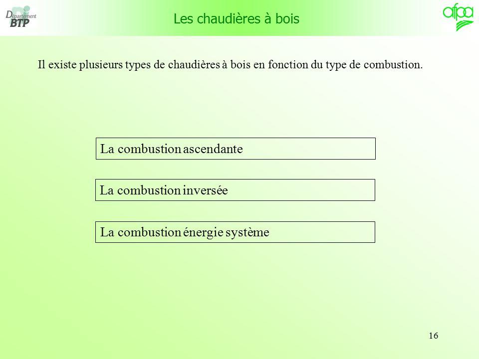 Le combustible bois ppt video online t l charger for Les types de combustion