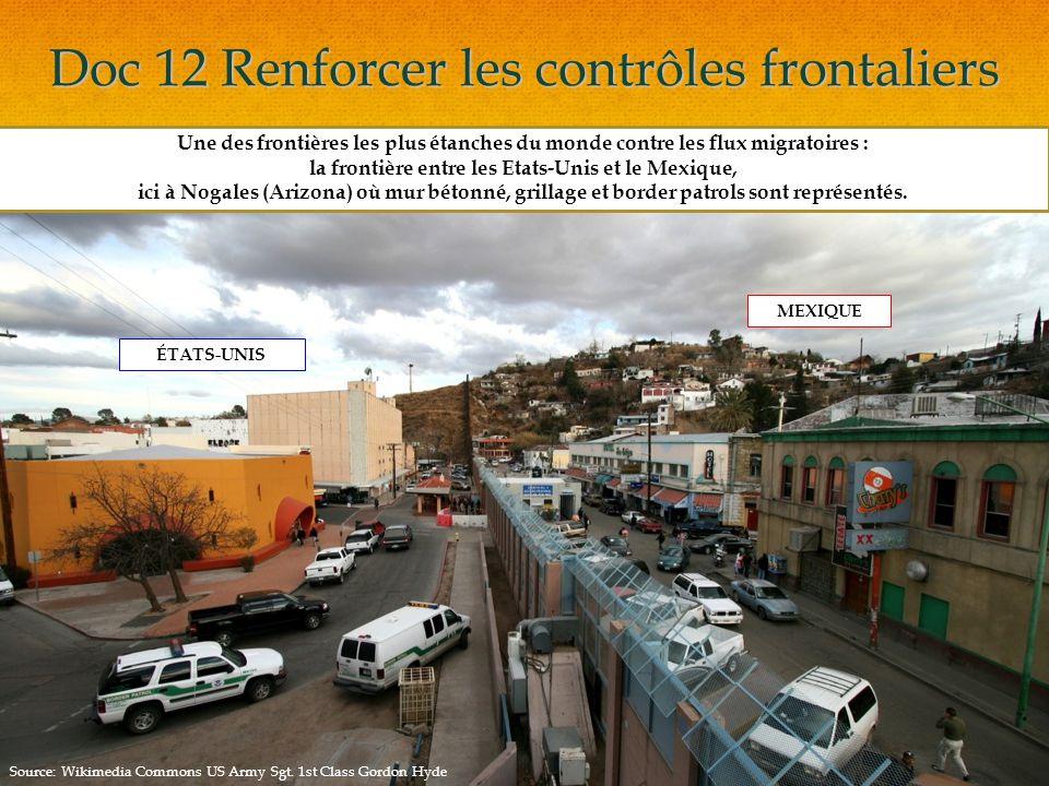 Doc 12 Renforcer les contrôles frontaliers