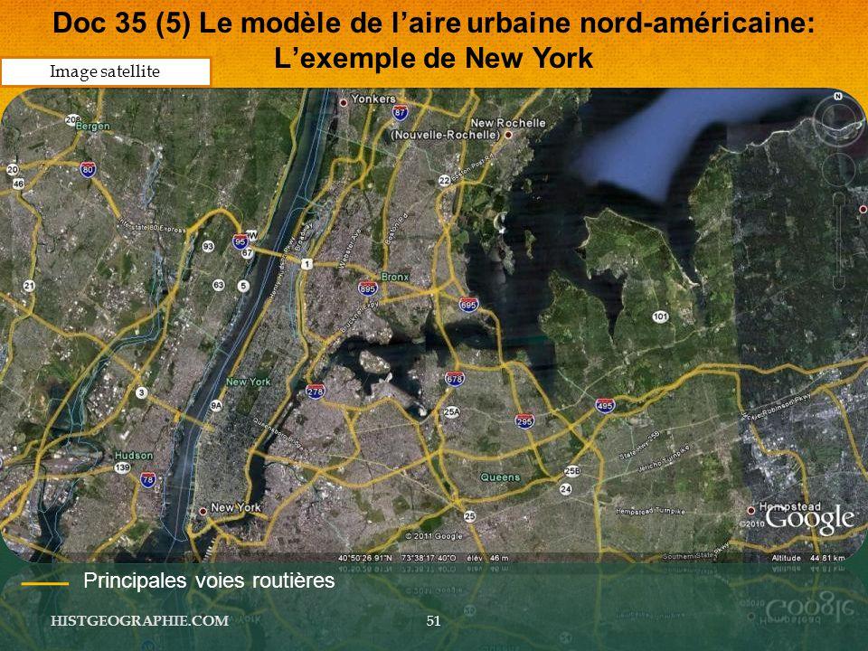 Doc 35 (5) Le modèle de l'aire urbaine nord-américaine: L'exemple de New York
