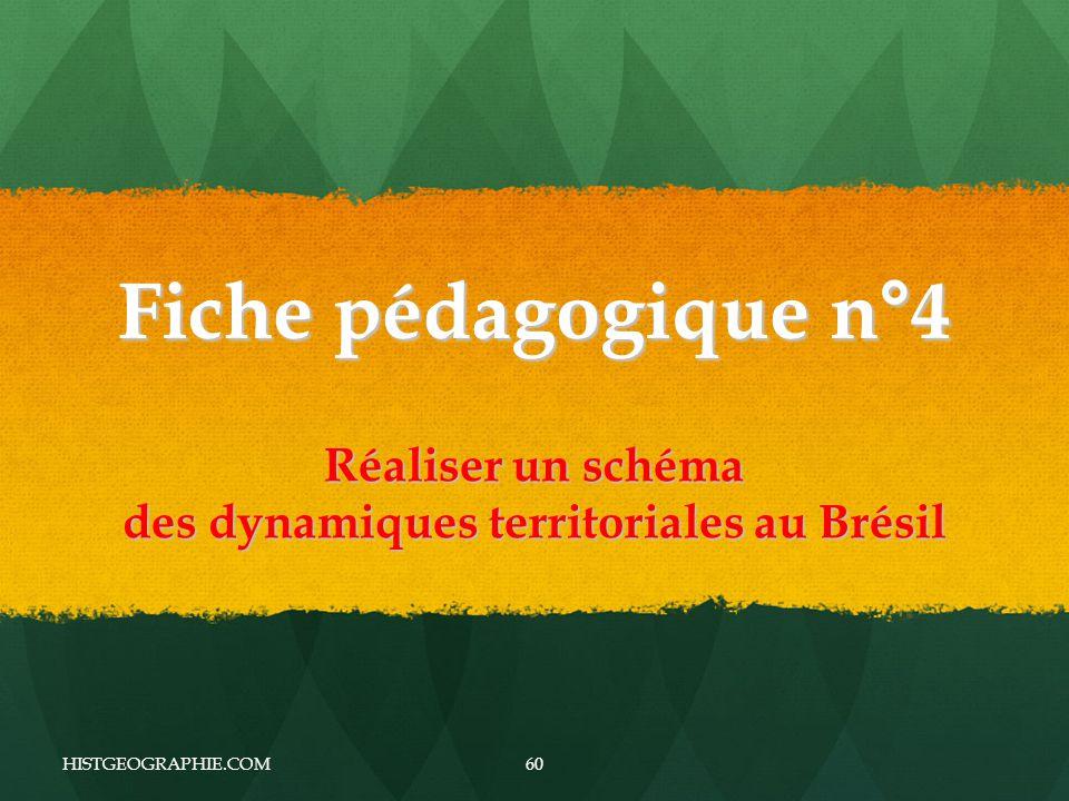 des dynamiques territoriales au Brésil